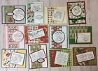 12 Fluffles The Cat Christmas Handmade Cards Stampin Up+ Combine Your Shipping