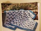 Butterfly Sky quilt pattern from magazine HSTs beginner easy