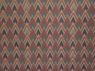 Lee Jofa Taos tapestry weave native American motif by the yard color canyon
