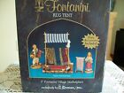 Fontanini 5 Village Collection RARE RETIRED Rug Tent 55534 Displayed Twice