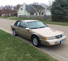 1993 Mercury Cougar Bostonian 1993 for $2900 dollars