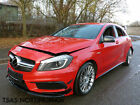 2015 Mercedes Benz A45 AMG 20 360 4MATIC 7G DCT Damaged Salvage