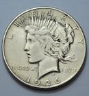 Key Date 1926 S Peace Dollar US Silver Coin  NO RESERVE  You Grade It