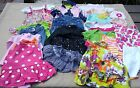 Girls Infant Size 3 to 12 Months Summer Clothes Lot 29 Pieces