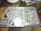 Baby themed stamps Hero Arts Adorable Baby and Lil Davis Designs Little On