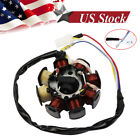 GY6 50 110cc 150cc Ignition Stator Magneto 8 Coil Scooter Moped ATV TAOTAO JCL