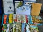 Sonlight Core A Kindergarten IG and 23 books including advanced readers