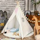 LoveTree Portable Kids Cotton Canvas Teepee Indina Play Tent Playhouse - Class