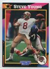 1992 Kenner Starting Lineup Cards Steve Young