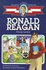 Ronald Reagan Young Leader Childhood of Famous Americans ExLib