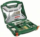 Bosch 103 Piece Titanium Drill And Screwdriver Set UK POST FREE