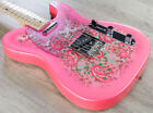 Fender Classic 69 Pink Paisley Telecaster Electric Guitar Maple Fingerboard