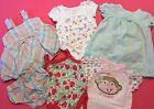Lot of 6 Items Baby Girl Spring Summer Clothes Size 0 3 Months