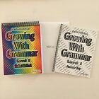 Growing With Grammar Level 1 Complete Set Student Workbook Tests Answer Key