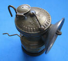 VINTAGE AUTO LITE WITH REFLECTOR COAL MINERS MINING CARBIDE LAMP LIGHT BEAUTIFUL