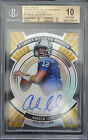 BGS 10 - 2012 FINEST ANDREW LUCK RC (22 25) ATOMIC GOLD REFRACTORS AUTO 10
