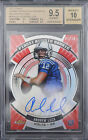 BGS 9.5 - 2012 FINEST ANDREW LUCK RC (07 10) ATOMIC RED REFRACTORS AUTO 10