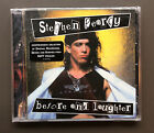 STEPHEN PEARCY - Before And Laughter CD NEW Sealed 19 Tracks 2000 RATT Singer