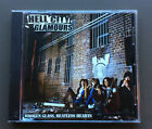 HELL CITY GLAMOURS - Broken Glass Beatless Hearts CD EP NEW 2006 Aussie Glam