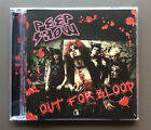PEEP SHOW - Out For Blood CD NEW 2008 10 Tracks RARE Glam Rock (States Of Panic)