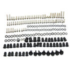 Complete Full Fairing Bolts Screws Kit For KAWASAKI Ninja ZX-14 2006-2011 ZX14R