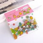 Newly 80pcs Diy Cute Kawaii Transparent Pvc Stickers Lovely Rilakkuma Sticker