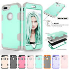 Shockproof Rugged Hybrid Hard Protective Phone Case Cover For iPhone 7 Plus 55