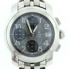 Mens Baume & Mercier Capeland Chronograph Stainless Steel Watch