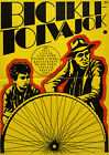 BICYCLE THIEVES VITTORIO DE SICA Original Hungarian Vintage Movie Poster 1968