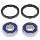 Suzuki Katana 600, 1988-2002, Front Wheel Bearings & Seals - GSX600F