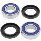 Suzuki Boulevard M90 1500, 2009, Front Wheel Bearings and Seals - VZR1500 M90