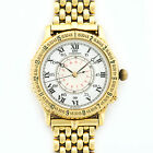 Longines Yellow Gold Lindbergh Hour Angle Ref. 989.5216