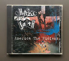 SHAKE THE FAITH - America The Violent CD VG+ Jap Pressing With OBI Tommy Thayer