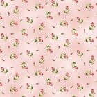 Pink Flannel Fabric Maywood F8363M P Welcome Home BTY