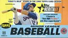 2015 Topps Heritage Minor League Baseball Hobby Box - Factory Sealed!