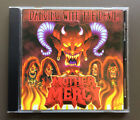 MOTHER MERCY - Dancing With The Devil CD EX+ 2003 16 Tracks LA Glam Band RARE