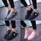 2017 Women s Fashion Leather Shoes Breathable Casual Sneakers Running Shoes New
