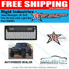 Rigid Industries Grille for 07 17 Jeep Wrangler JK fits 20inch E Series 40591
