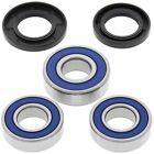 Suzuki DRZ250, 2001-2007, Rear Wheel Bearings and Seals - DRZ 250, DR-Z