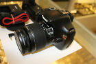 EXCELLENT Canon EOS Rebel T3 122MP DSLR With 18 55mm IS II Lens 2 LENSES