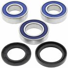 Kawasaki Ninja ZX14R, 2006-2016, Rear Wheel Bearings and Seals - ZX-14R, 1400