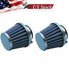 2 Air Filter 42mm GY6 50cc 110cc 125cc 150cc Moped Scooter ATV Dirt Bike