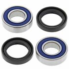 KTM Adventure 640, 1998-2000, Front Wheel Bearings and Seals