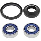 Honda XL350R, 1984-1985, Front Wheel Bearings and Seals - XL 350R