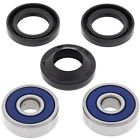 Honda CT90 & CT110 Trail, 1966-1986, Front Wheel Bearings and Seals - CT 90, 110