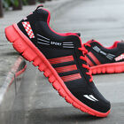 Mens Sneakers Running Sport Shoes Athletic Brethable Outdoor Casual Trainers
