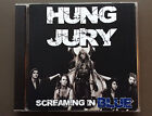 HUNG JURY - Screaming In Blue CD NEW 11 Tracks 2010 Hard Glam Rock
