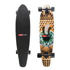 41 X 94 Cruiser Complete Longboard Through Drop Downhill Skateboard Maple