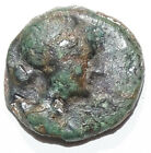 LOT#293 Ionia. Ephesus. c. 258-202 BC (Artemis & Stag) Ancient Greek Coin