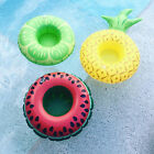 1 Pc Summer Party Boat Donut Swimming Pool Inflatable Drink Can Beer Holder GA75